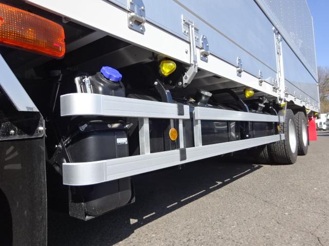 いすゞ R3 ギガ 4軸低床アルミウィング ハイルーフ 融雪仕様 画像10