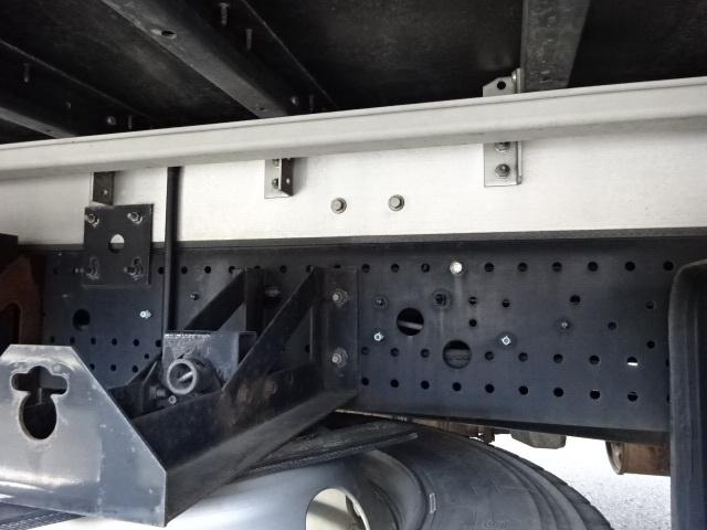 いすゞ H26 フォワード ワイド アルミウィング 格納PG 画像13