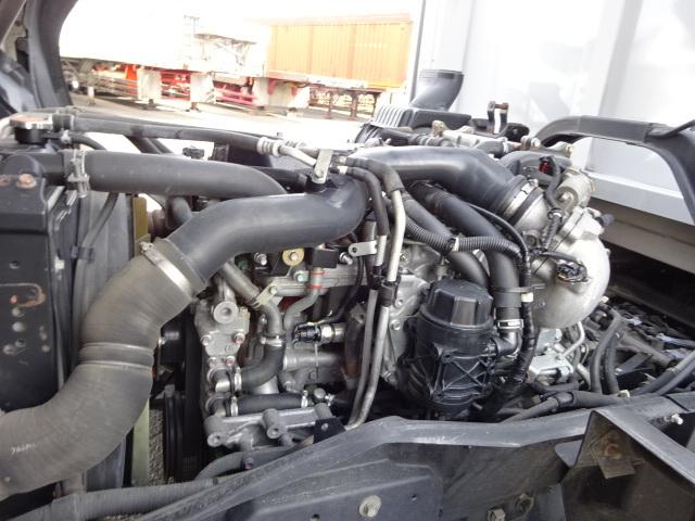 いすゞ H26 フォワード ワイド アルミウィング 格納PG 画像17