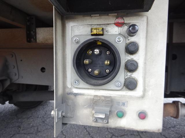 日野 H24 レンジャー 低温冷凍車 サイド扉 スタンバイ付 画像16