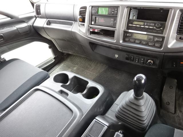 日野 H24 レンジャー 低温冷凍車 サイド扉 スタンバイ付 画像23