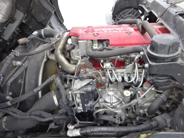 日野 H24 レンジャー 低温冷凍車 サイド扉 スタンバイ付 画像17