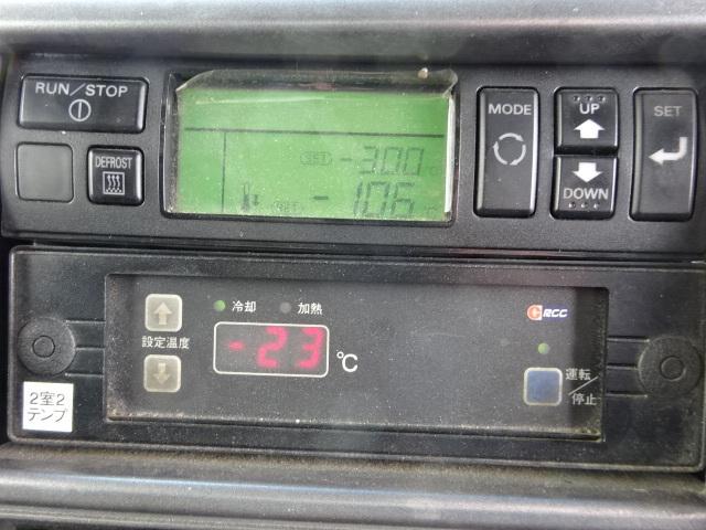 日野 H24 レンジャー 低温冷凍車 サイド扉 スタンバイ付 画像26