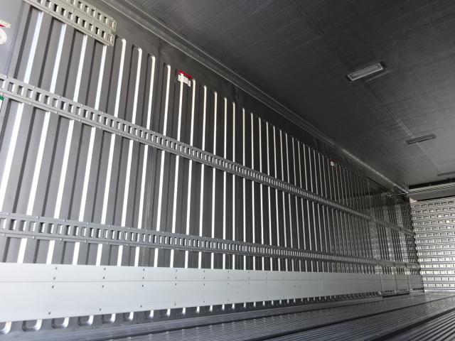 三菱 R1 スーパーグレート 4軸低床冷凍車 画像11