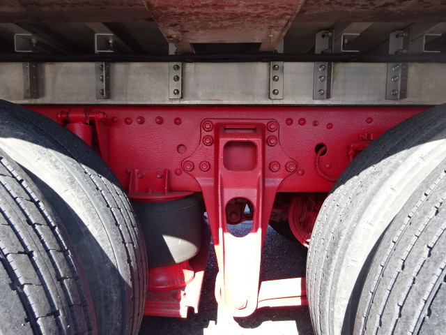 三菱 R1 スーパーグレート 4軸低床冷凍車 画像16