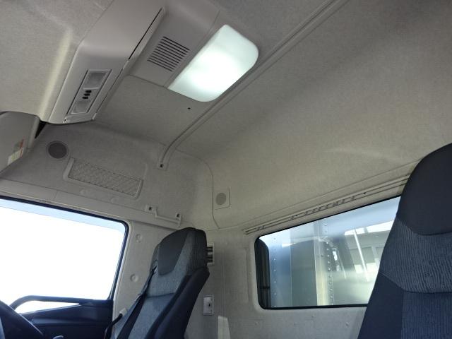 三菱 R1 スーパーグレート 4軸低床冷凍車 画像27