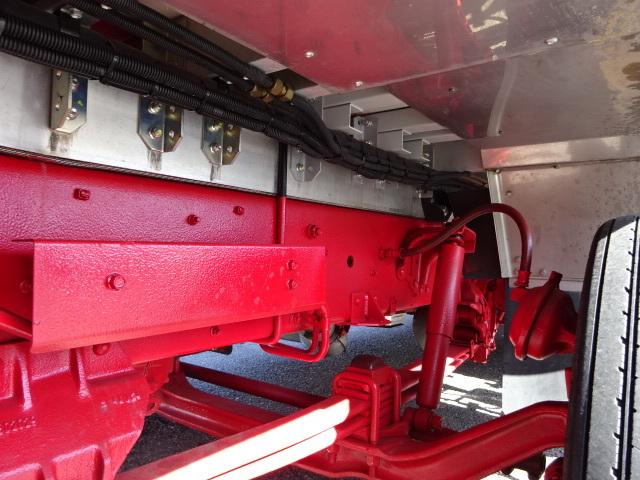 三菱 R1 スーパーグレート 4軸低床冷凍車 画像18