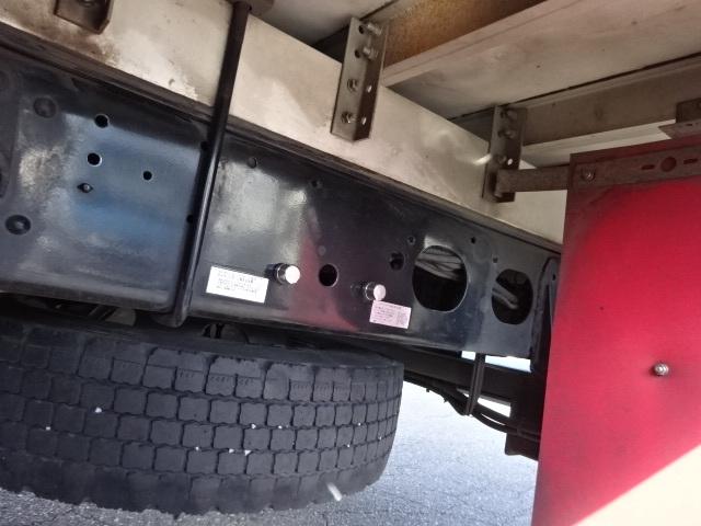 三菱 H26 ファイター セミワイド アルミバン PG 車検付き 画像17
