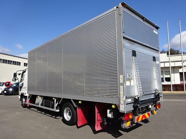 三菱 H26 ファイター セミワイド アルミバン PG 車検付き 画像6