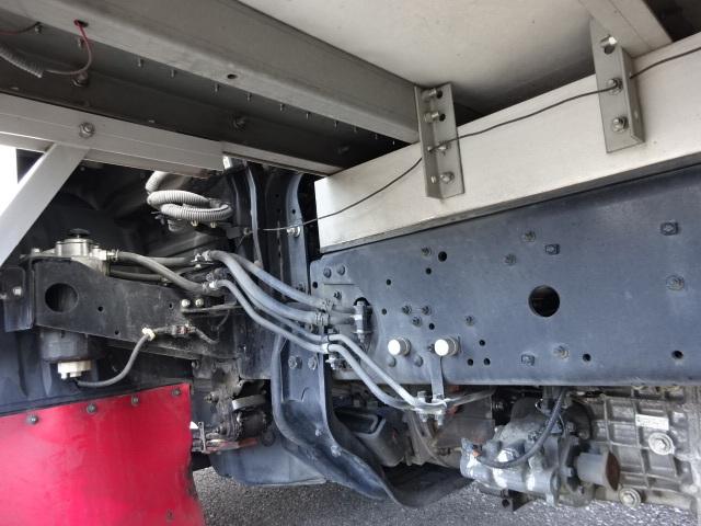 三菱 H26 ファイター セミワイド アルミバン PG 車検付き 画像16