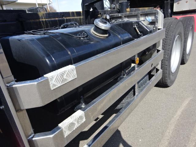 三菱 H26 スーパーグレート ダンプ Lゲート ナンバー付 画像23