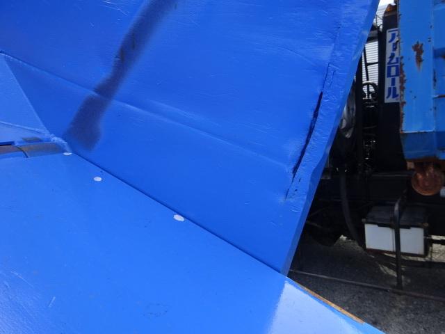三菱 H26 スーパーグレート ダンプ Lゲート ナンバー付 画像32