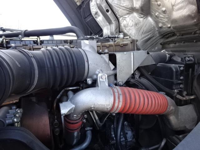 三菱 H24 スーパーグレート 3軸 低温冷凍車 画像21