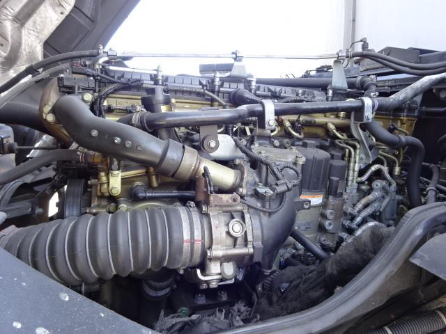 三菱 H24 スーパーグレート 3軸 低温冷凍車 画像20