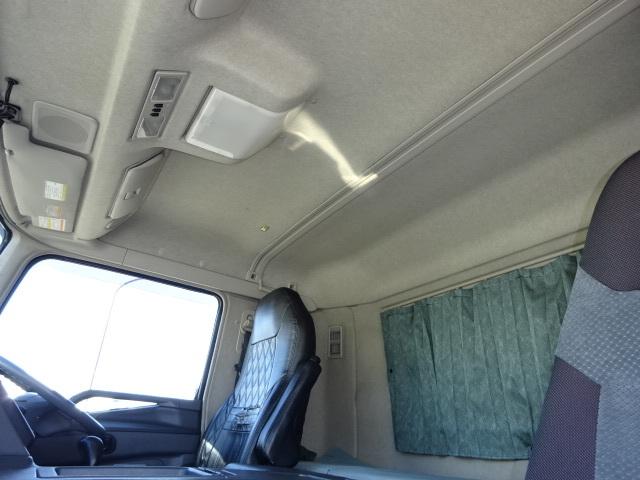 三菱 H24 スーパーグレート 3軸 低温冷凍車 画像26