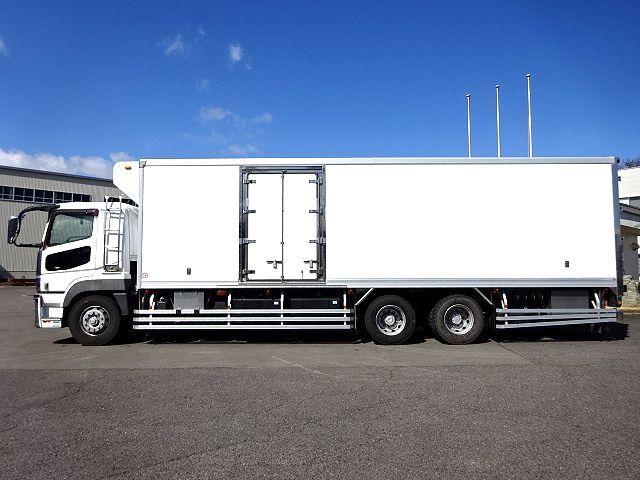 三菱 H24 スーパーグレート 3軸 低温冷凍車 画像4