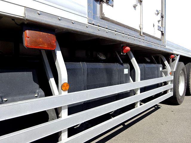 三菱 H24 スーパーグレート 3軸 低温冷凍車 画像19