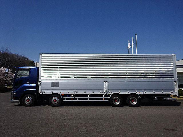 いすゞ H28 ギガ 4軸低床 アルミウィング 格納PG 画像4