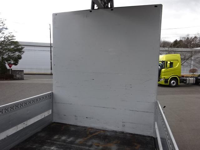 いすゞ H28 ギガ 4軸低床 アルミウィング 格納PG 画像17