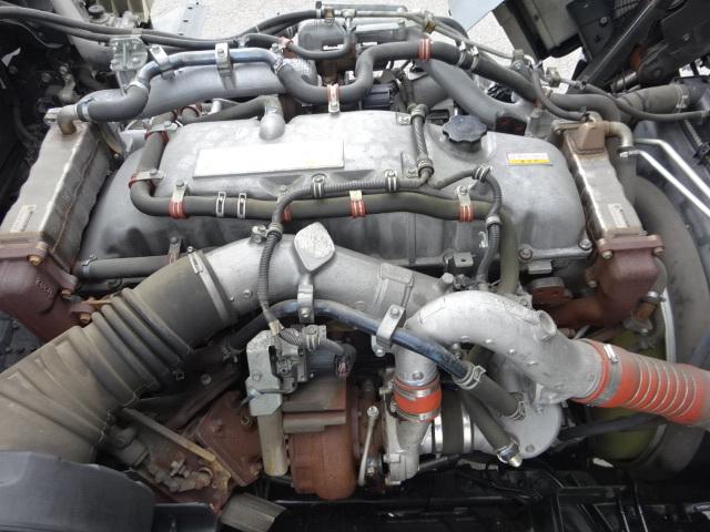 いすゞ H28 ギガ 4軸低床 アルミウィング 格納PG 画像25