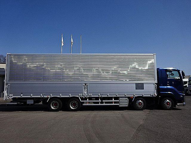 いすゞ H28 ギガ 4軸低床 アルミウィング 格納PG 画像5