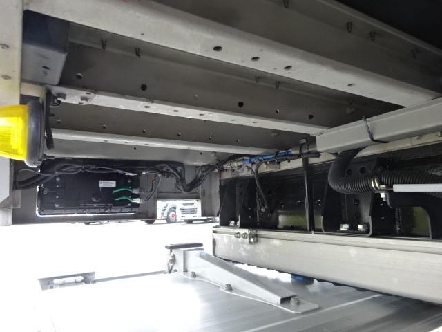 いすゞ H28 ギガ 4軸低床 アルミウィング 格納PG 画像23
