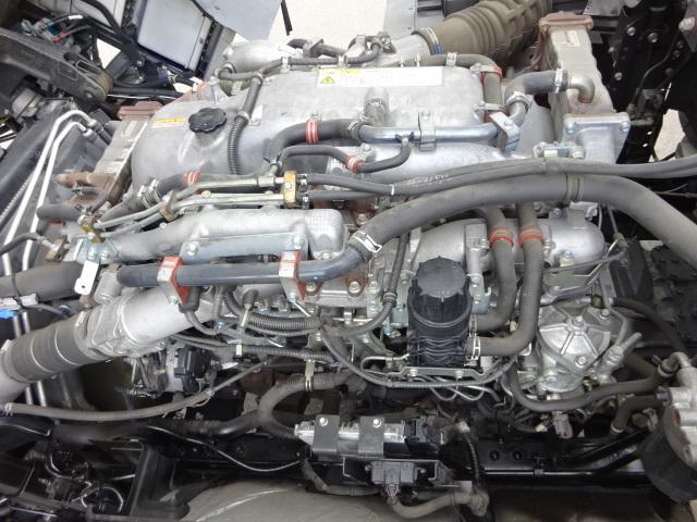 いすゞ H28 ギガ 4軸低床 アルミウィング 格納PG 画像26