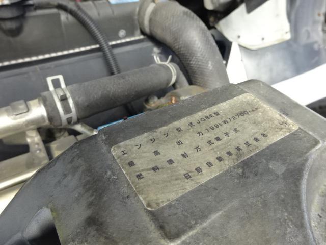 日野 H18 レンジャー ワイド 増トン 2デフ 幌ウィング  画像24