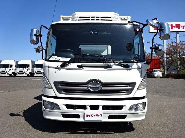 日野 H29 レンジャー ワイド 低温冷凍車 格納PG 画像2