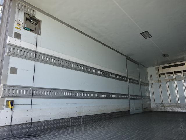 日野 H29 レンジャー ワイド 低温冷凍車 格納PG 画像12