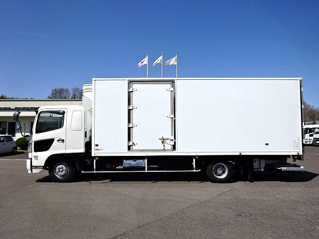 日野 H29 レンジャー ワイド 低温冷凍車 格納PG 画像4