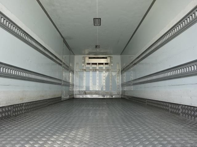日野 H29 レンジャー ワイド 低温冷凍車 格納PG 画像11