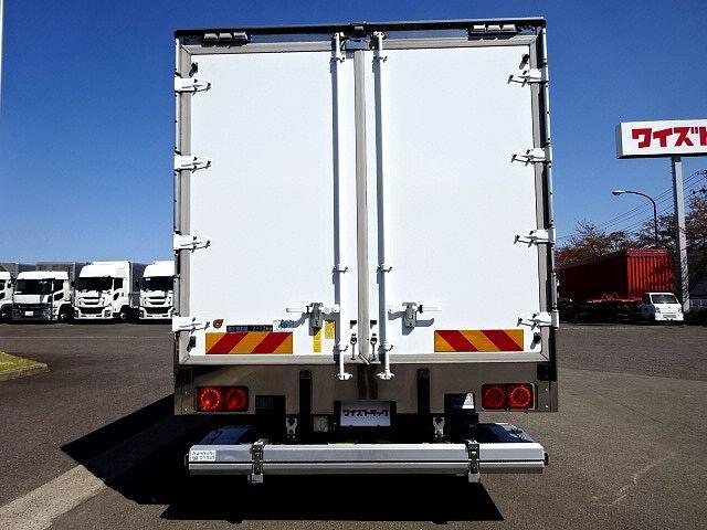 日野 H29 レンジャー ワイド 低温冷凍車 格納PG 画像8