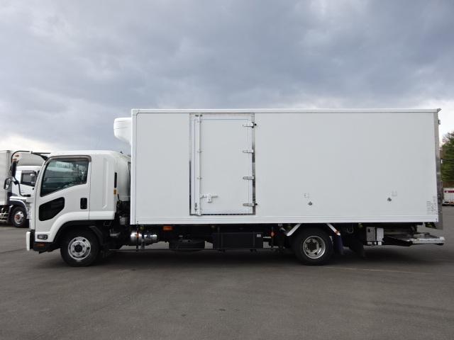 いすゞ H27 フォワード ワイド 低温冷凍車 格納PG 画像4