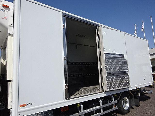 いすゞ H28 フォワード 低温冷凍車 エアサス 格納PG 車検付 画像9