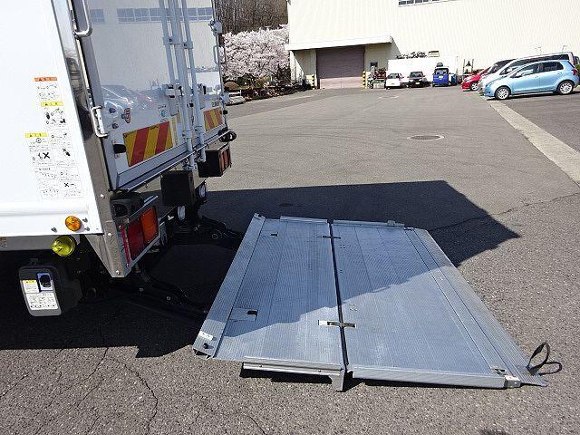いすゞ H28 フォワード 低温冷凍車 エアサス 格納PG 車検付 画像10