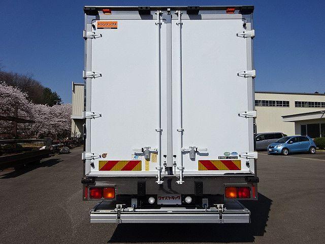 いすゞ H28 フォワード 低温冷凍車 エアサス 格納PG 車検付 画像7