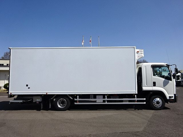 いすゞ H28 フォワード 低温冷凍車 エアサス 格納PG 車検付 画像5