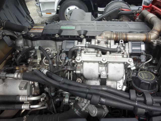 三菱 H29 ファイター 低温冷凍車 ジョロダー キーストン 画像30