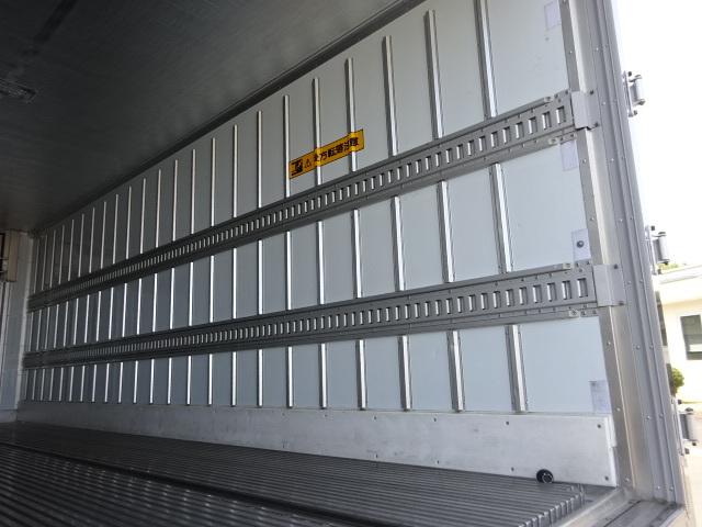 三菱 H29 ファイター 低温冷凍車 ジョロダー キーストン 画像12
