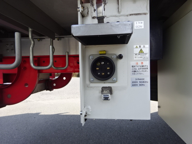 三菱 H29 ファイター 低温冷凍車 ジョロダー キーストン 画像19