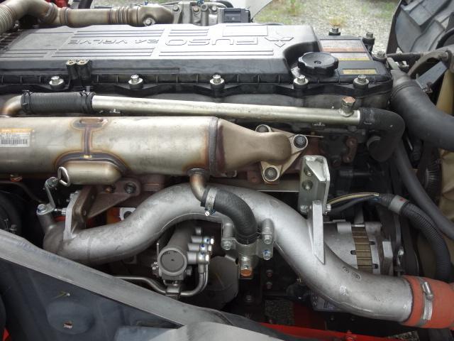 三菱 H29 ファイター 低温冷凍車 ジョロダー キーストン 画像31