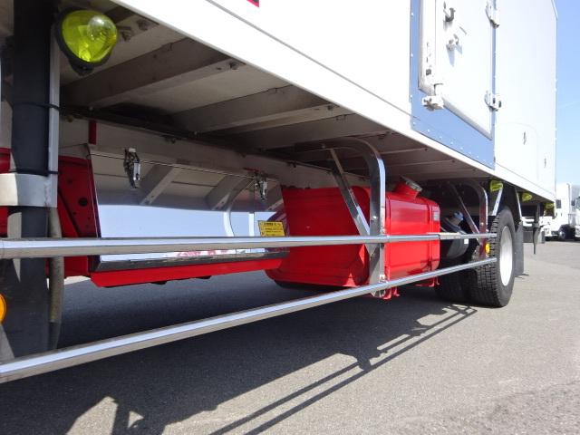 三菱 H29 ファイター 低温冷凍車 ジョロダー キーストン 画像15