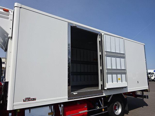 三菱 H29 ファイター 低温冷凍車 ジョロダー キーストン 画像9