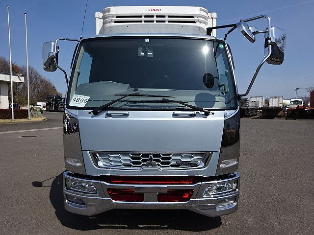 三菱 H29 ファイター 低温冷凍車 ジョロダー キーストン 画像2