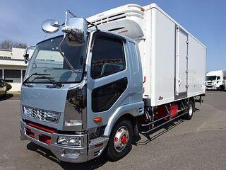 H29 ファイター 低温冷凍車 ジョロダー キーストン