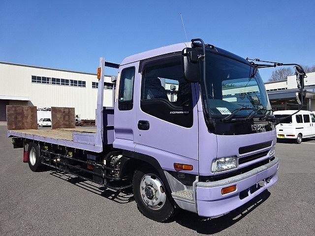 いすゞ H15 フォワード 増トン セーフティーローダー 車検付 画像4