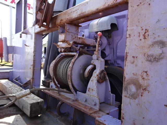いすゞ H15 フォワード 増トン セーフティーローダー 車検付 画像20