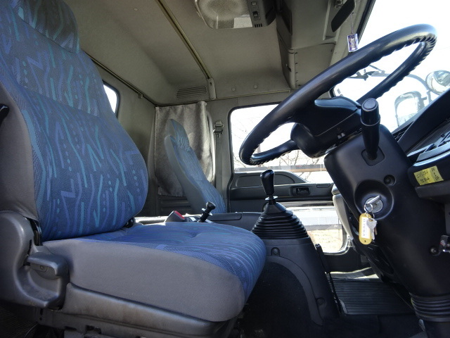 いすゞ H15 フォワード 増トン セーフティーローダー 車検付 画像27