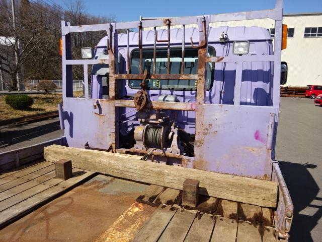 いすゞ H15 フォワード 増トン セーフティーローダー 車検付 画像22